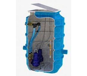 DrainAce - Polyethylene Pump Stations