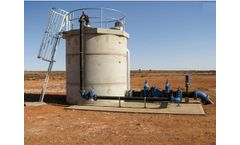 Global Water - Groundwater Extraction System