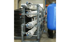 Global Water - Model MemX - Membrane Filtration Systems
