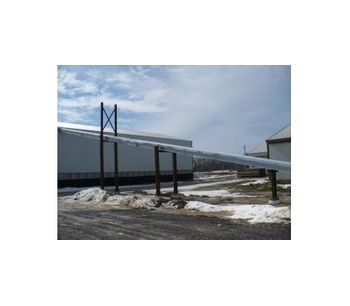 High Speed Poultry Manure Conveyor Systems