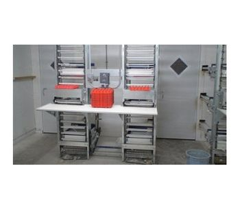 FDI Cage Systems - Quail Cages