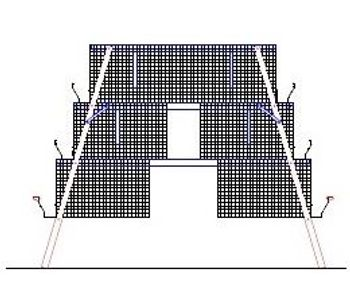 FDI Cage Systems - A-Frame Pullet Rearing Cages