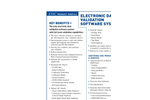 EISC Electronic Data Deliverable System Brochure
