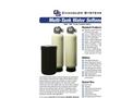 Multi-Tank Water Softeners Brochure