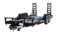 Lamar - Model LE - Low-Pro Equipment Hauler