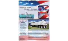 Merritt Heritage - Commodity Trailers - Brochure