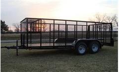 East Texas - Model 7K - Landscape Trailers