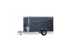Aluma - Model AE610 & AE612 - Enclosed Trailers