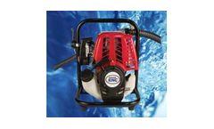 King Innovation - Model 48350 - Gas Powered Pump