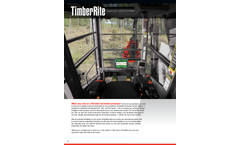 Timber Rite - Measuring and Control Systems- Brochure