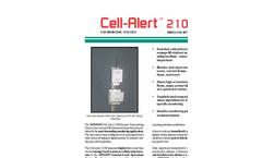 Cell-Alert - Model 2100 - Wireless Internet Monitor - Datasheet
