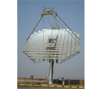 ARUN - Model 160 - Solar Concentrator Dish