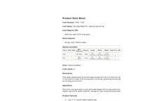 Ultra-Spill Pallets - P4 - Data Sheet
