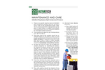 Ultra - Model Nestable - Spill Pallets- Brochure