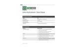 Ultra-Hydrokleen - Advanced Catch Basin Filter - Specefications