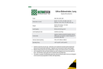 Ultra-Sidewinder - Cable Protection System - Technical Specifications