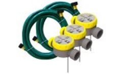 RainScapes - Model 50182 - Lawn Strip Watering System