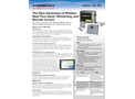 MyDro 150 and 850 Wireless Real-Time Alarm, Monitoring, and Remote Control System - Brochure