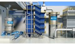 Vertical Rotary Thermal Gasification Technology