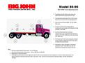 Model 80 - Truck Mounted Tree Transplanters Brochure
