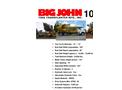 Model 100 - Truck Mounted Tree Transplanters Brochure