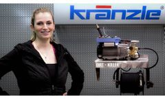Kranzle 2020 PMSUR Wall Mounted Pressure Washer - Pre-Built - Video