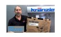 Kranzle - Model K1622 TS - Cold Water Electric Pressure Washer - Video