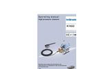 KränzleUSA - Model K1622 1600 PSI, 1.6 GPM - Cold Water Electric Pressure Washer Manual