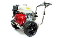 Dirt Killer - Model H360 - 3500 PSI 4.2 GPM - Honda - Cold Water Gas Pressure Washer