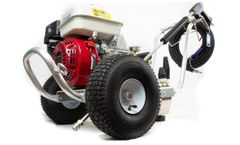 Dirt Killer - Model H357 3000 PSI 2.5 GPM - Honda - Cold Water Gasoline Engine-Driven Pressure Washer
