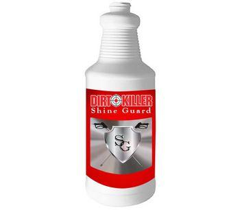 Dirt Killer - Chem, Shine Guard, Quart Size Vinyl Surface Protectant