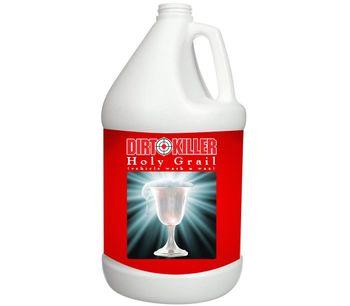 Dirt Killer - Holy Grail Wash and Wax, 1 Gallon