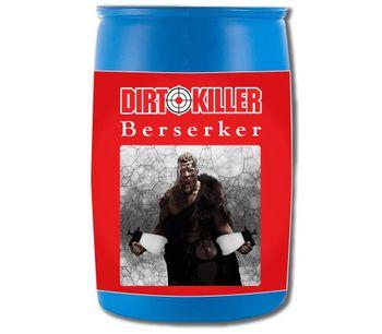 Dirt Killer - Berserker Fleet Clean and Wash, 55 Gallon