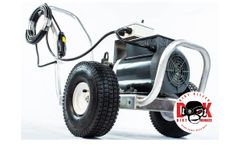 Dirt Monkee - Model 110V 20AMP - Electric Cold Water GP Pump- Total Stop