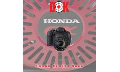 Dirt Monkee - Model 2.5 GPM 3000 PSI Honda GX200 - Lil Feller for Cold Water Gas