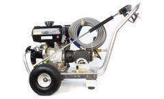 Dirt Monkee - Model 15HP / GPM 5.3 / 3000 PSI DM-PC420GP53 - PE-Cart Power Ease