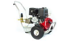 Dirt Monkee - Model Honda GX390 5.3 GPM 3000 PSI DM-HC390GP53 - Cold Water Gas