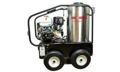 Dirt Killer - Model 2700 PSI, 5.3 GPM, Honda - Fahrenheit 13, Hot Water Pressure Washer