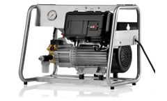 Kranzle - Model KWS1200TS 2400 PSI 5.0 GPM - Cold Water Stationary Electric Pressure Washer