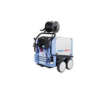 Kranzle - Model 2400 PSI 5.0 GPM - Hot Water Electric Pressure Washer