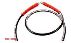 Dirt Killer - Model 6 FT - High Pressure Whip Line With 3/8 Inch MNPT Swivel Crimps