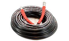 Dirt Killer - Model 100 FT - Black High Pressure Hose Assembly