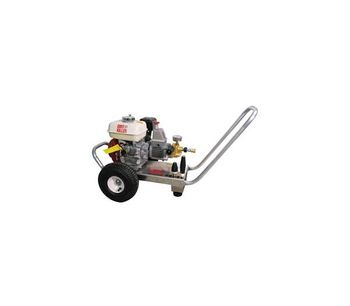 Dirt Killer - Model H200 - 2000 PSI 3.5 GPM - Honda - Cold Water Gas Industrial Pressure Washer
