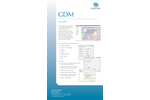 ArcGIS - Geo-Data Manager (GDM) Software Brochure