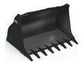 Model GP - Bucket with Teeth