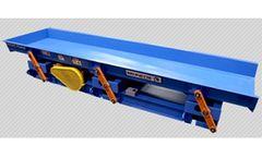Brunette - Model SmartVIBE  - Vibrating Conveyor