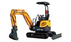 Hyundai Construction - Model R17Z-9A - Compact Excavators
