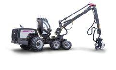 Logset - Model 5HP GT - Smallest Harvester