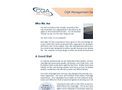 CQA Management Services Brochure