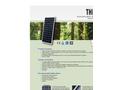 Think - Model 85 - Monocrystalline Photovoltaic Module Brochure